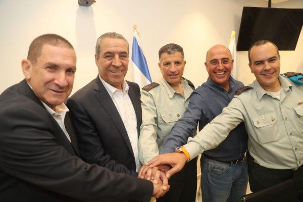 היסטוריה: הוסדר החוב הפלסטיני לחברת החשמל – הסכמות בין חברת החשמל הישראלית לחברת ההולכה הפלסטינית